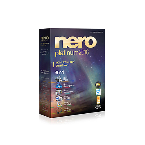 Nero Platinum 2018 Suite [ESD]